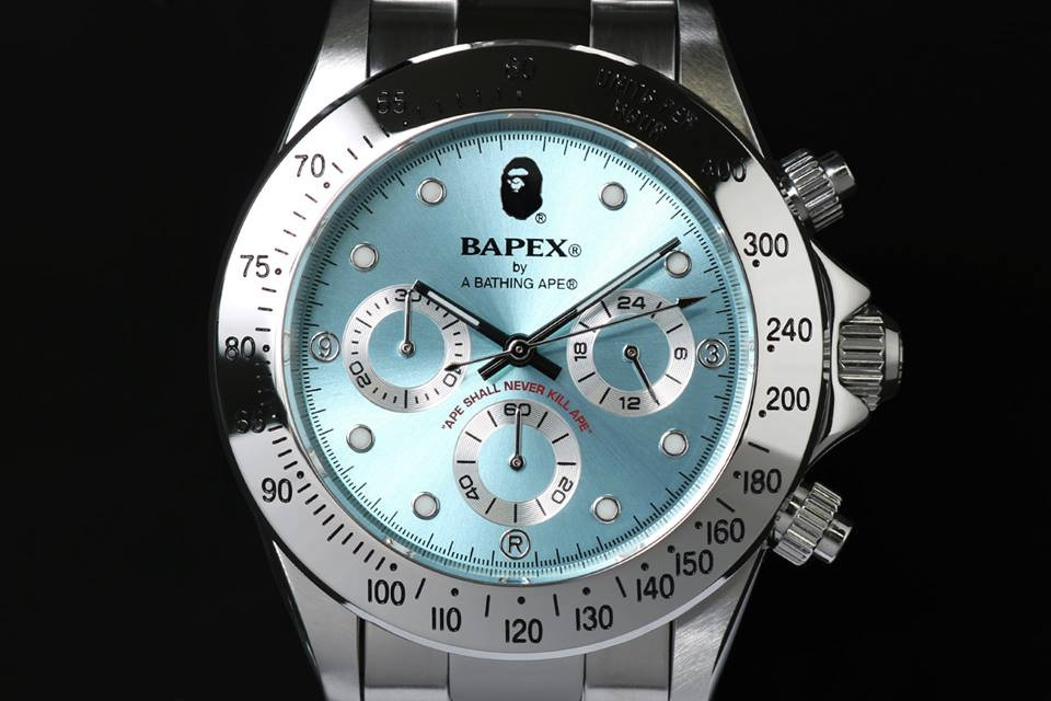 Bapex Type 3 Silver And Gold Buyandship Singapore