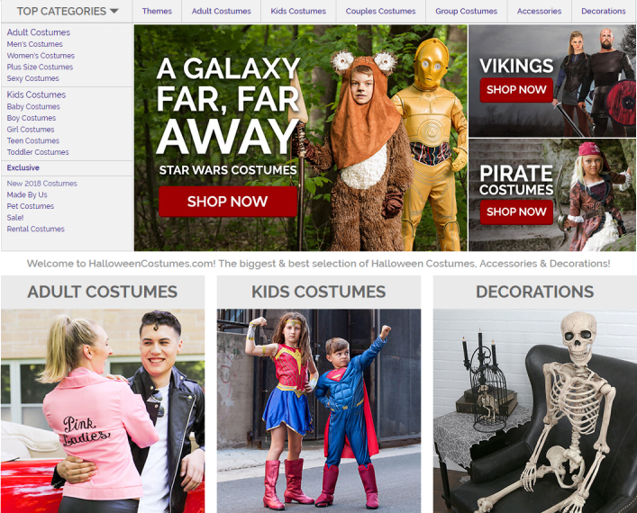 Are You Ready For Halloween? Shop our Favorite Websites for