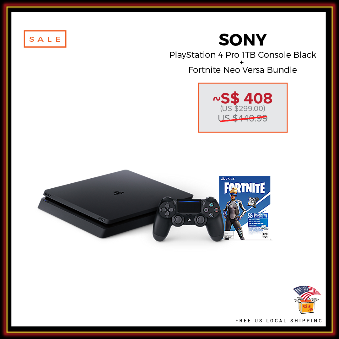 eBay US Black Friday Deals Sony PS4 Pro