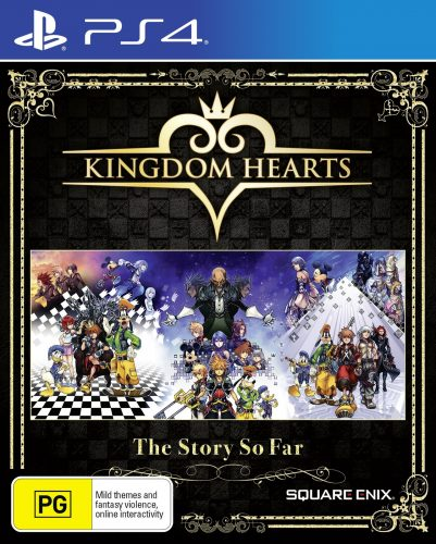 Kingdom Hearts The Story So Far PS4 Game from Mighty Ape Australia