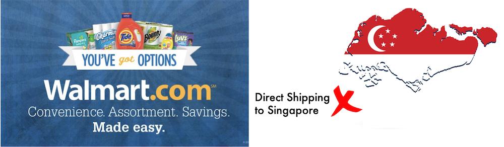 shop walmart ship to Singapore