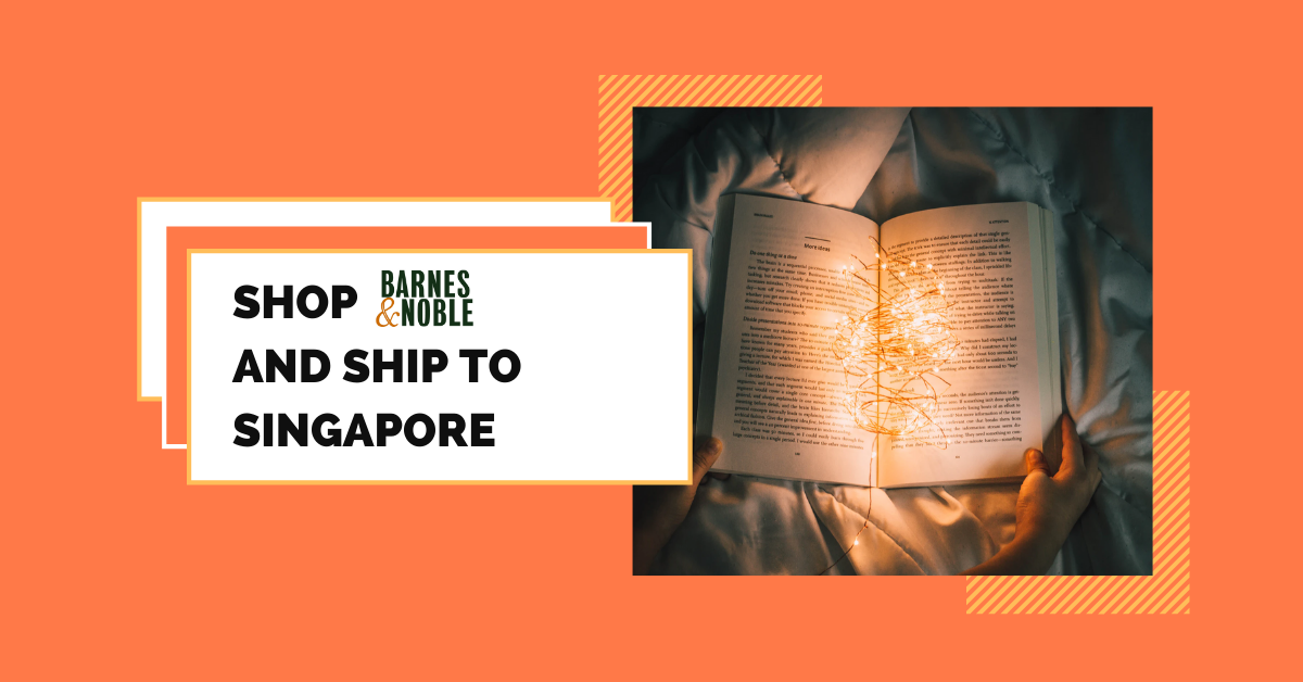 shop Barnes and Noble ship to Singapore