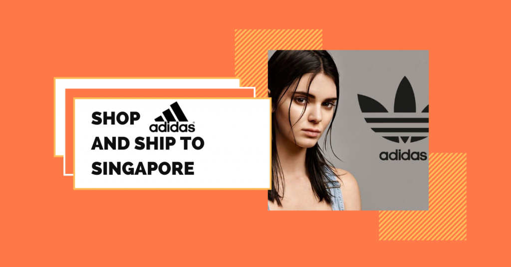 shop Adidas ship to Singapore