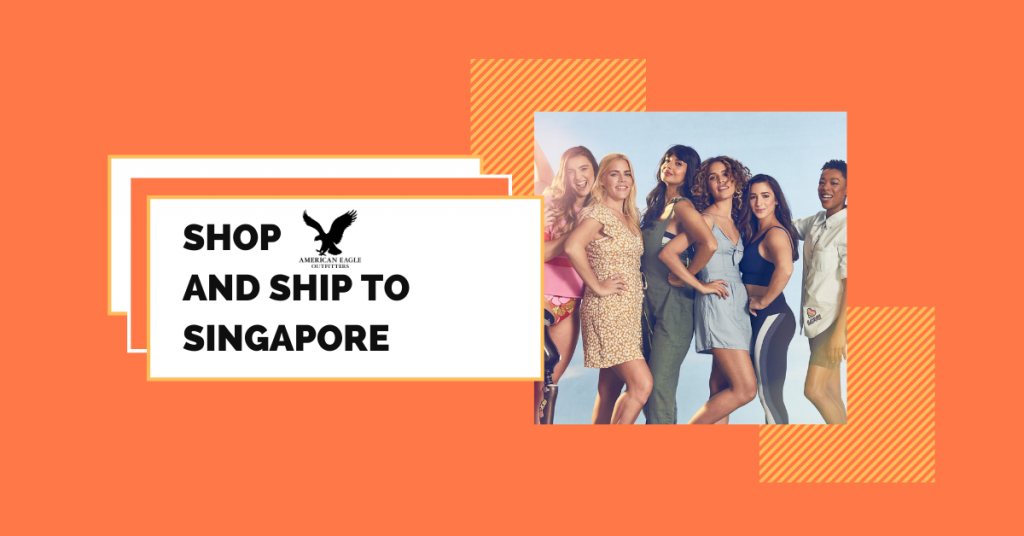 shop American Eagle Outfitters ship to Singapore