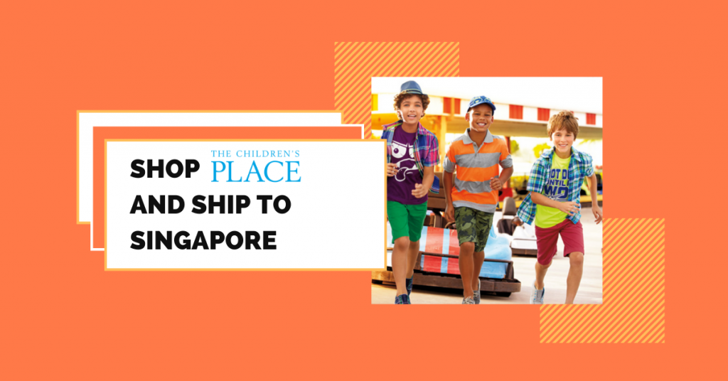 shop The Children's Place ship to Singapore
