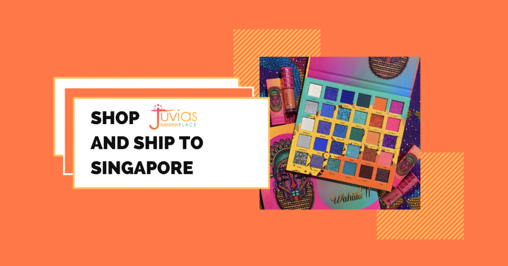 shop Juvia's place ship to Singapore