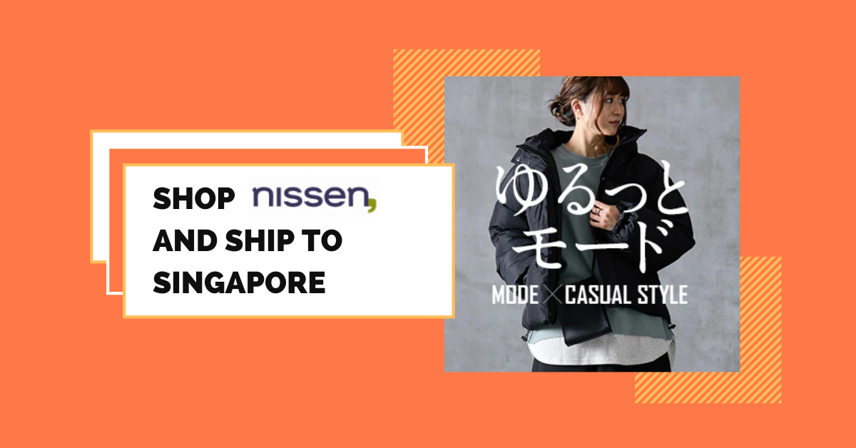 shop nissen ship to Singapore