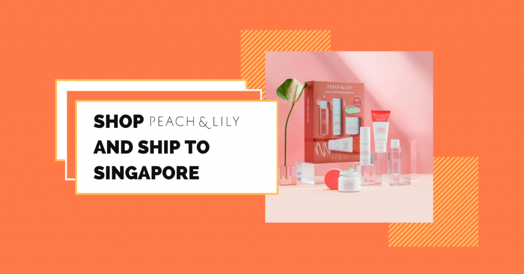 shop Peach & Lily ship to Singapore